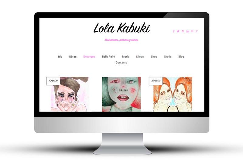 Lola Kabuki
